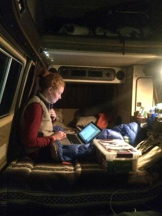 Van Planning